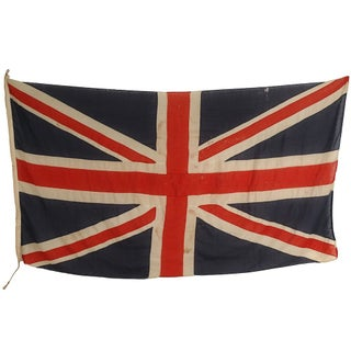 Antique Union Jack Flag