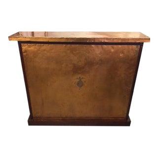 Vintage Copper Home Bar