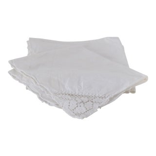 Traditional Linen Napkins - Set of 5