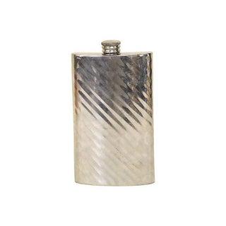 English Pewter Flask