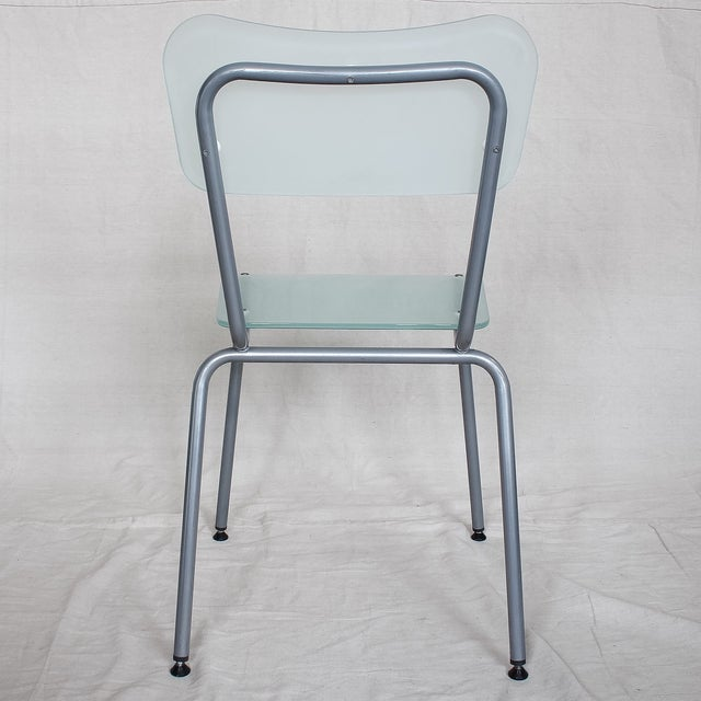 Tim Power for Zeritalia Glass Chip Chairs - A Pair - Image 9 of 10
