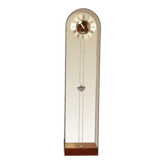 George Nelson Lucite Grandfather Clock