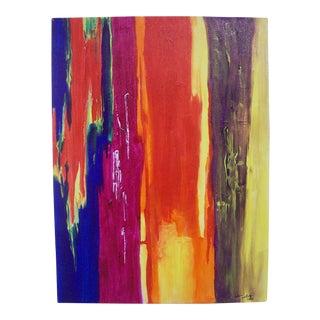 'Intrinsic' Original Acrylic On Canvas