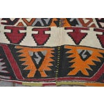 "Image of Hand-Woven Turkish Kilim Rug - 7'2"" x 16'3"""