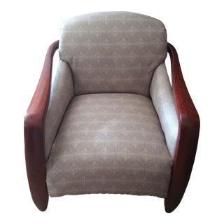 Sam Moore Art Deco Style Club Chair