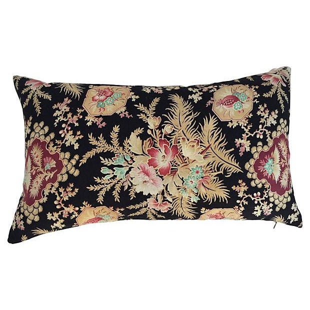 Victorian Floral Pillows : French Victorian Floral Pillows - A Pair Chairish