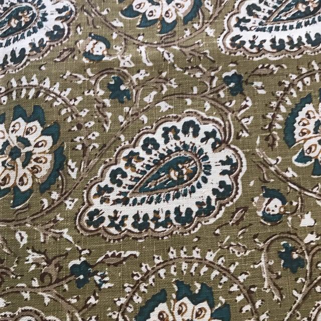 "Jasper ""Agra"" Fabric- 1 1/4 Yards - Image 5 of 6"