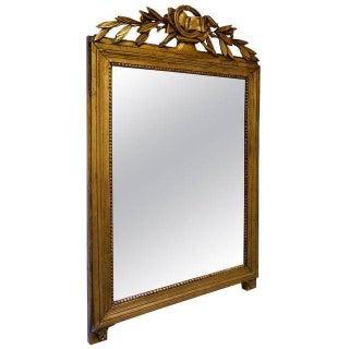French Regency Gilt-Wood Mirror