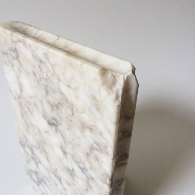 Vintage Marble Bookend - Image 6 of 7
