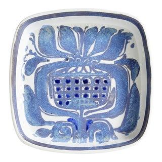 Royal Copenhagen Aluminia Faience Ceramic