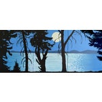 Image of Moon River Triptych