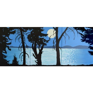 Moon River Triptych