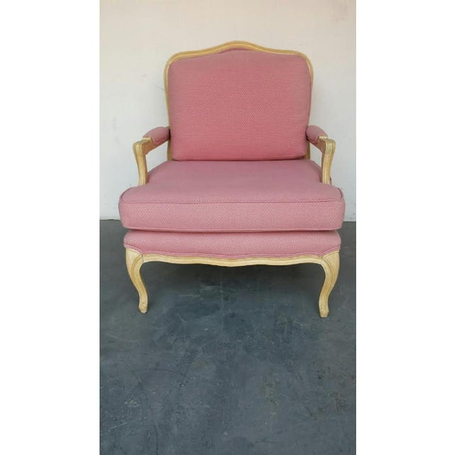 Image of French Armchair in Louis XV Style