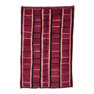 Art Deco Berber Rug