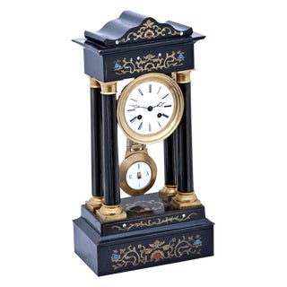 A 19th century Mantel Clock