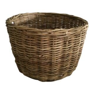 Large Round Unique Basket