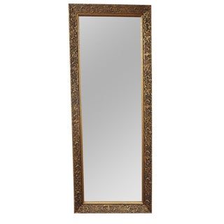 Long Gilded Mirror c. 1910