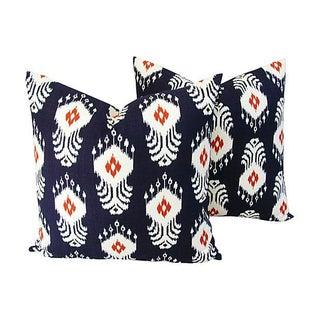 Designer Nate Berkus El Convento Pillows - Pair