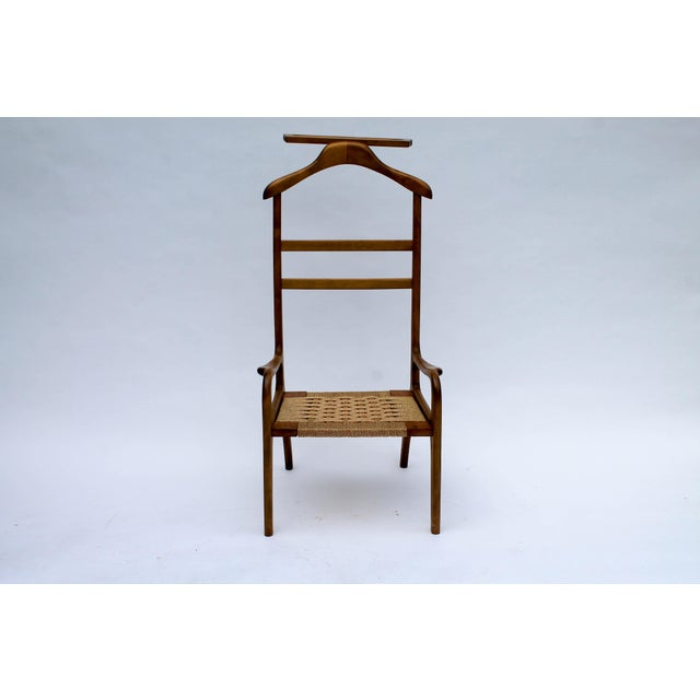 Mid-Century Valet Chair - Image 5 of 10