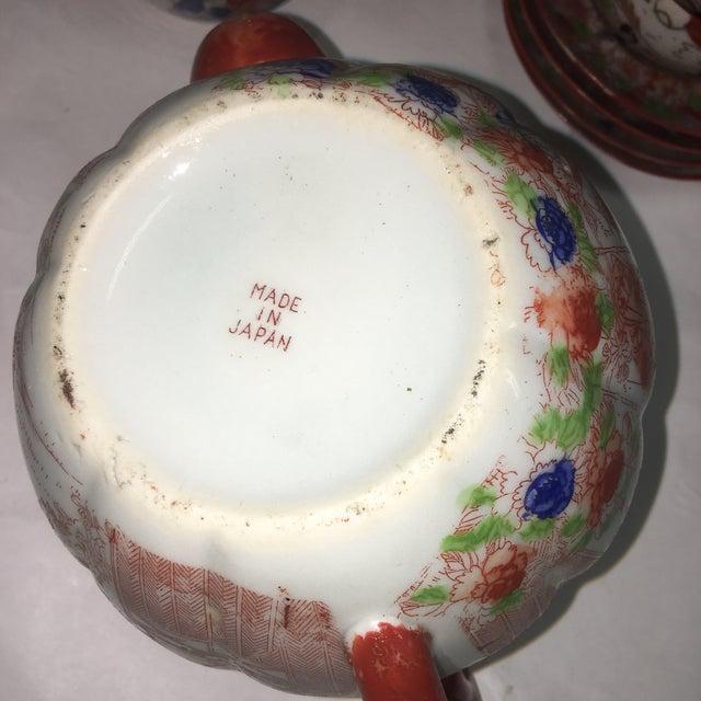 Japanese Porcelain Tea Set - Set of 22 - Image 10 of 10