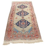 Image of Antique Persian Kurdish Oriental Rug - 4′ × 7′5″