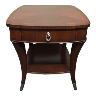 Thomasville Bogart Collection Two Tier Side Table