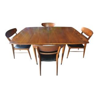 Lane Acclaim Mid-Century Modern Dining Set