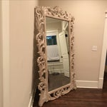 Image of Anthropologie Oversize Floor Mirror