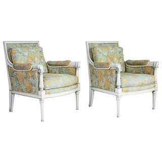 Tomlinson Louis XVI-Style Chairs - A Pair