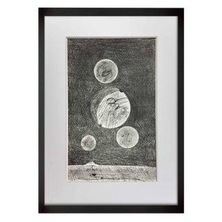 """Max Ernst """"Petites Tables Autour De La Terre"""" Limited Ed. 184/250 Lithograph"""