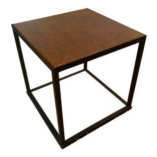 Modern Cube Coffee Table