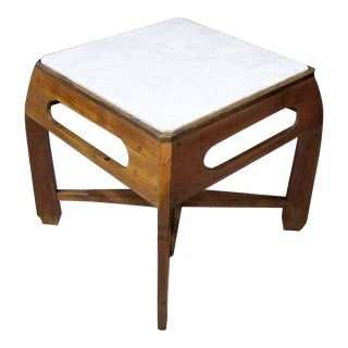 1930s German Arts & Crafts Side Table