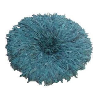 Teal Blue Juju Hat