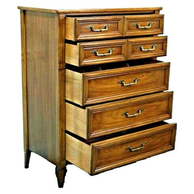 1950s White Fine Furniture Co. Dresser