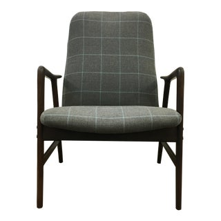 Alf Svensson for Fritz Hansen Lounge Chair