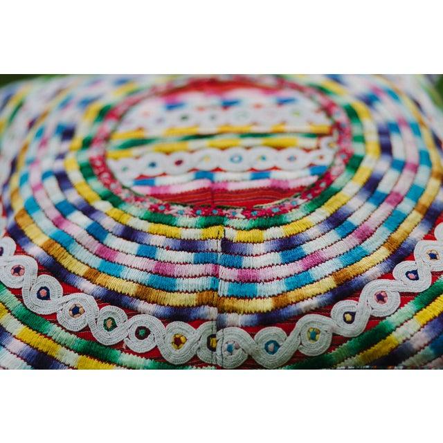 Upcycled Guatemalan Huipil Pillowcase - Image 4 of 5