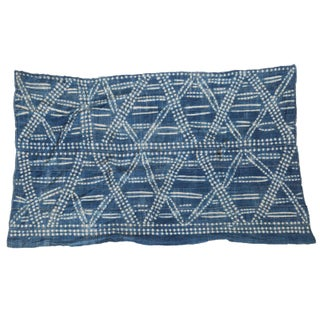 Vintage African Textile Throw - 3' X 5'