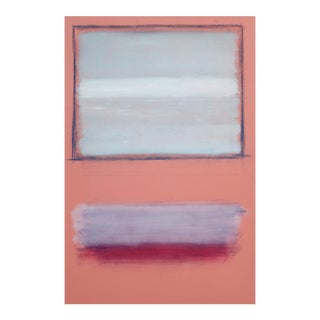 Rothko Surprise #62 Original Painting by Stephen Neil Gill