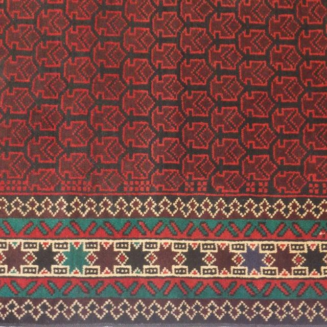 Vintage Baluch Rug - 3' x 5' - Image 4 of 5