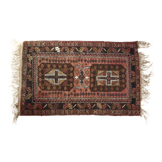 Vintage Baluch Rug - 2'7'' x 4'4''