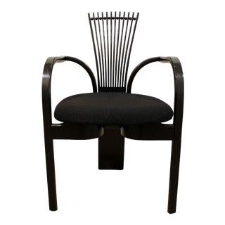 """Mid-Century Danish Modern Scandinavian Torstein Nilsen Westnofa """"Totem"""" Chair"""