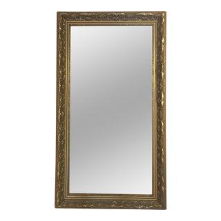 Gilded Decorative Vanity Mirror