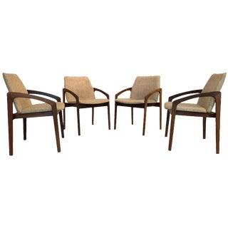Kai Kristiansen Rosewood Chairs - Set of 4