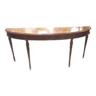 Maitland Smith Wood Console
