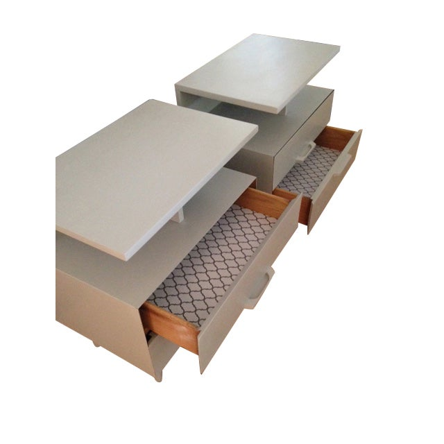 Ramseur End Tables - A Pair - Image 2 of 5