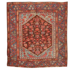Antique 19th Century Turkish Kula Rug