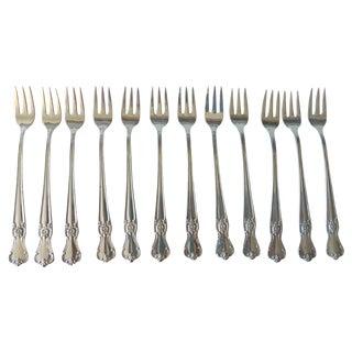 Cocktail Forks - Set of 12