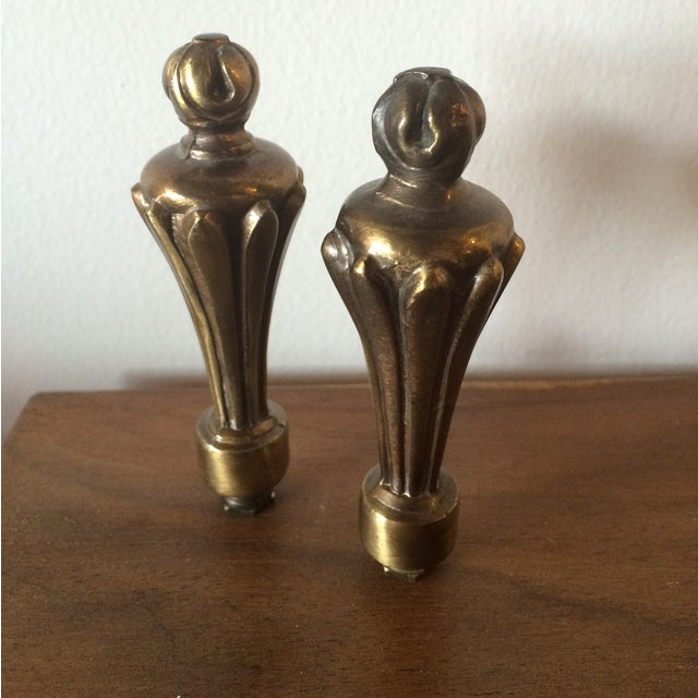 Image of Mid-Century Rembrandt Table Lamps - A Pair