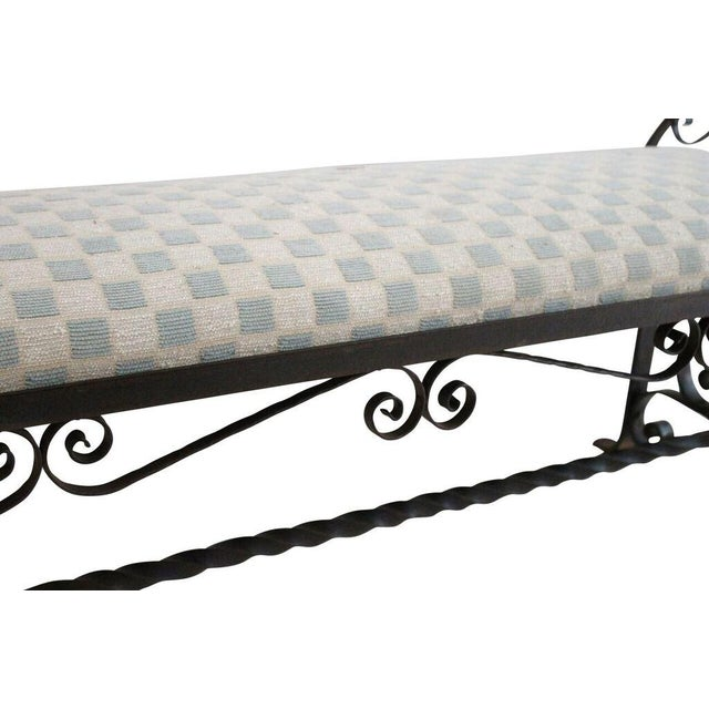 Arts & Crafts Style Bench - Image 4 of 4