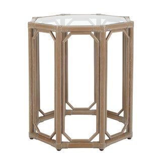 Selamat Designs Regeant Octagon End Table